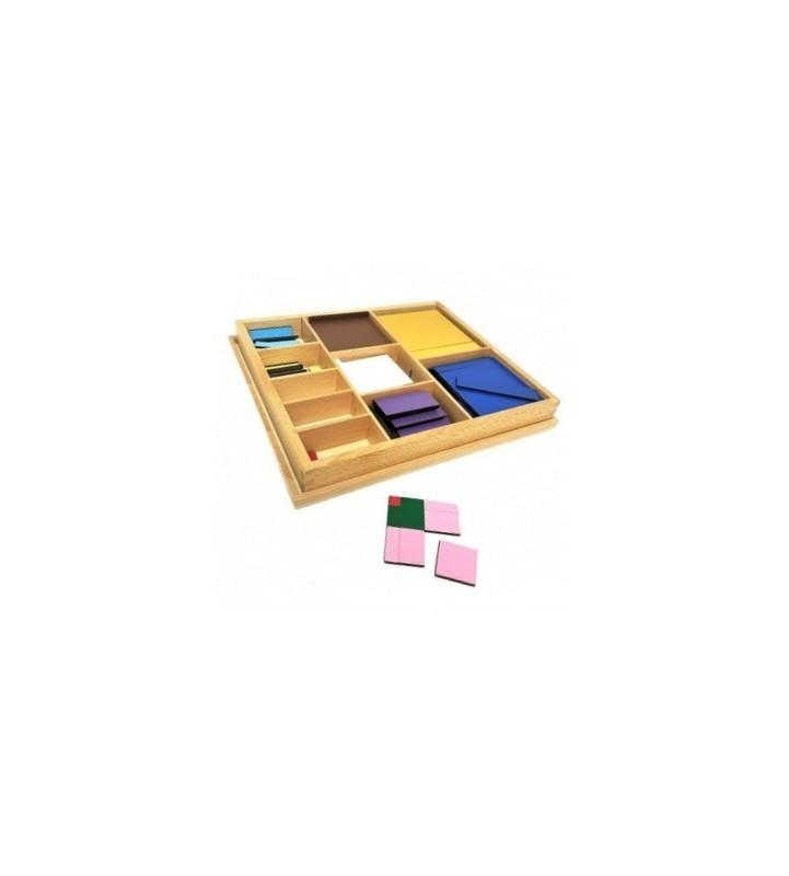 Table De Pythagore Sensorielle Montessori